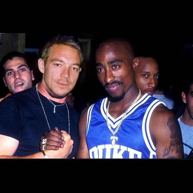 #tbt  w pac at lil cousins birthday